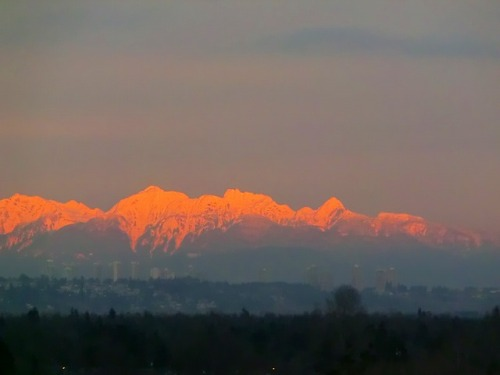 13 夕陽の山.jpg