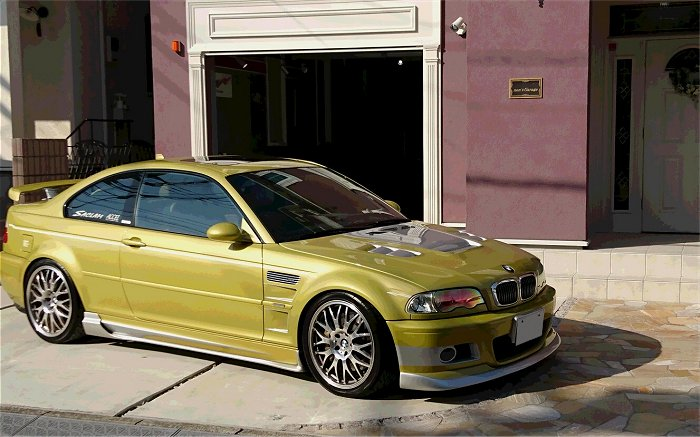 Non 39 s garage 1 bmw e46 m3 non for Garage bmw 33