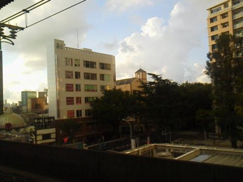 東京風景,東京都杉並区,阿佐ケ谷駅,中央線