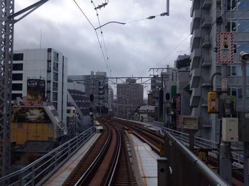 東京風景,東京都品川区,五反田駅,山ノ手線,浅草線,池上線