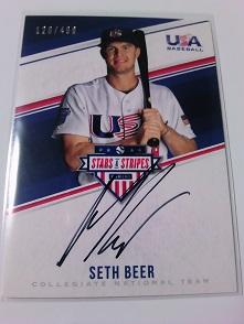 Seth Beer オート (499枚限定).JPG