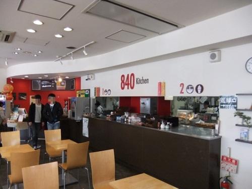 ショップ&キッチン840@八潮PAの店内220120312.JPG