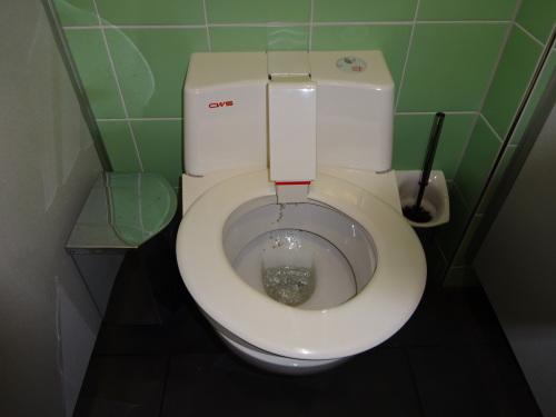 ドイツ 掃除するトイレ.JPG