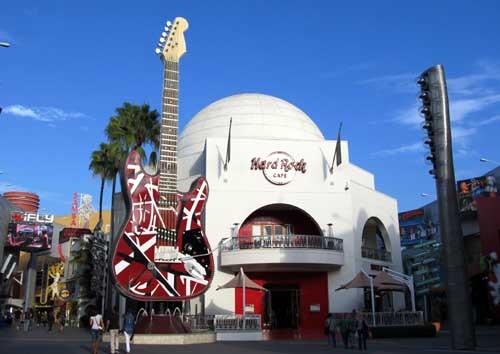 Universal City Walk HRC 昼.JPG