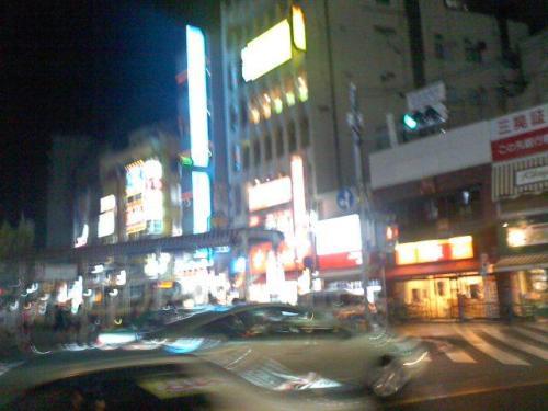 東京風景,東京都杉並区,西荻窪駅,中央線