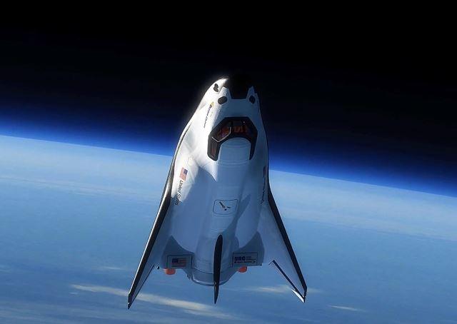 シエラ・ネヴァダ・コーポレーション 新型スペースシャトル「ドリームチェイサー」