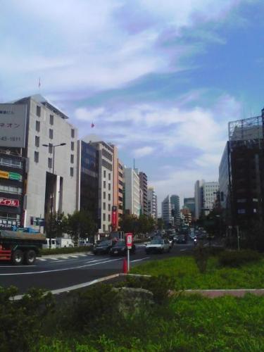 東京風景,東京都品川区,五反田駅,山ノ手線,浅草線,池上線,国道1号線