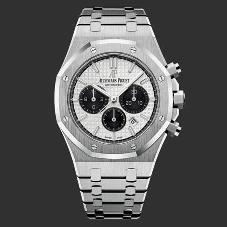 a591884061 の3社は世界3大高級時計メーカーと呼ばれています。 その3大メーカーの一翼「オーデマ・ピゲ」の名作「ロイヤルオーク」です!