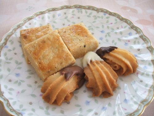 011.クッキー2種