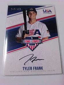 Tyler Frank オート (499枚限定).JPG