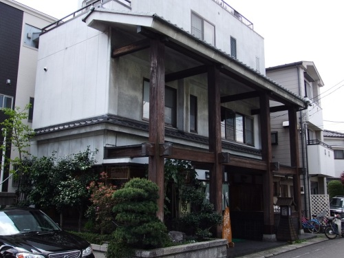 椿2丁目・やぶ忠20130411.JPG