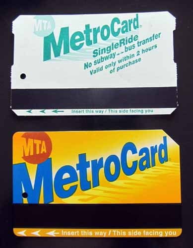 NY MTAメトロカード.JPG
