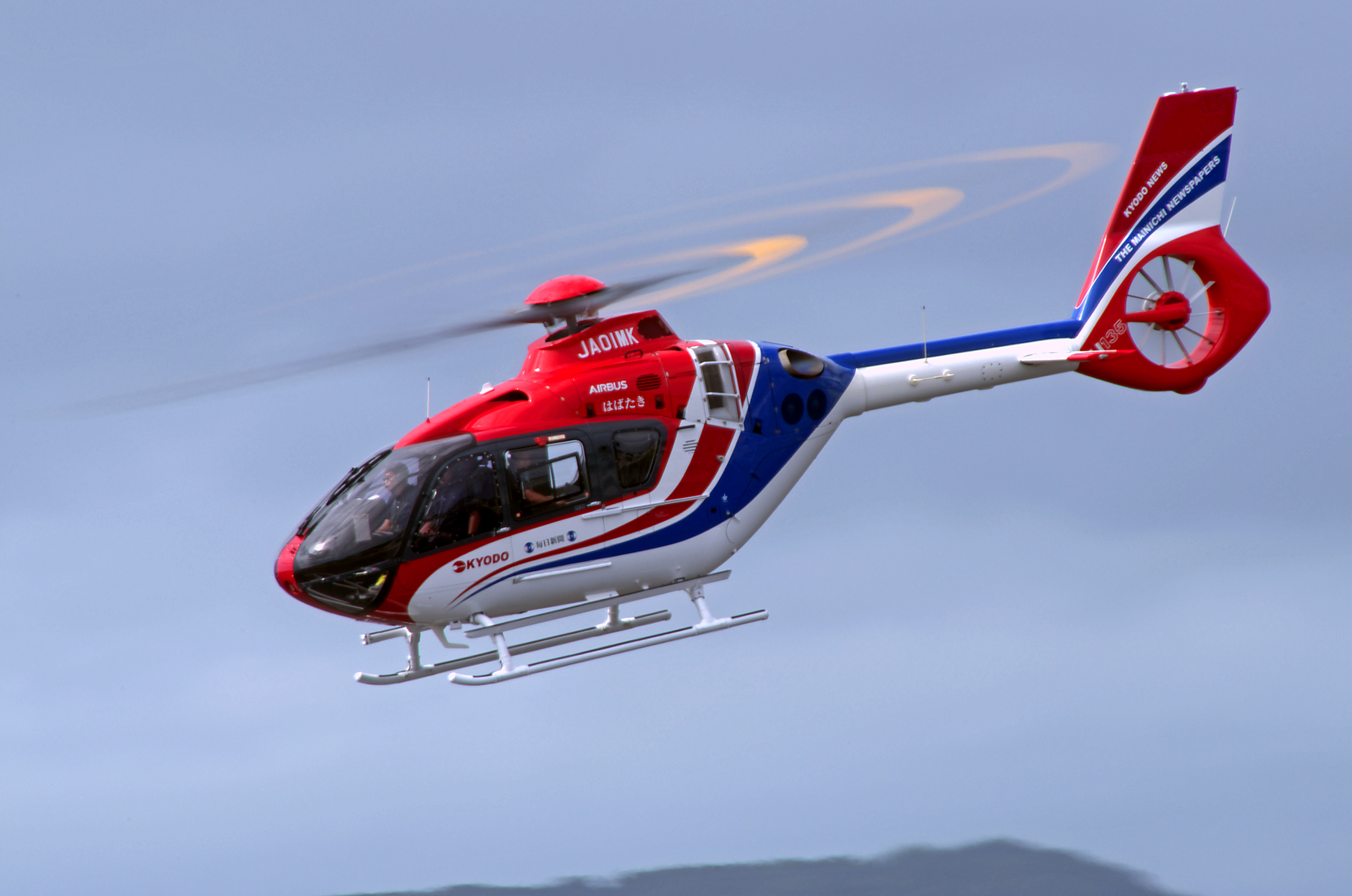 Airbus Helicopters H135 / EC135T3(19Tateyama)