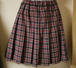 AKB風制服のプリーツスカート.JPG